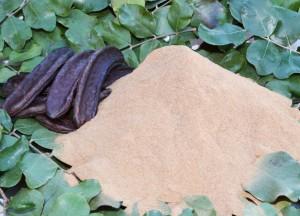 Carrubina- farina tostata ad uso zootecnico